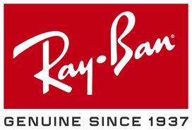 Ray Ban sunglasses logo