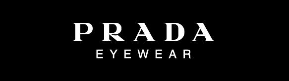 prada sunglasses logo